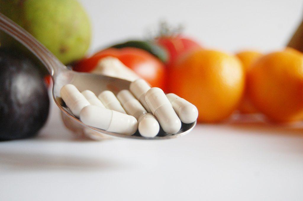 תרופות בשילוב מזון